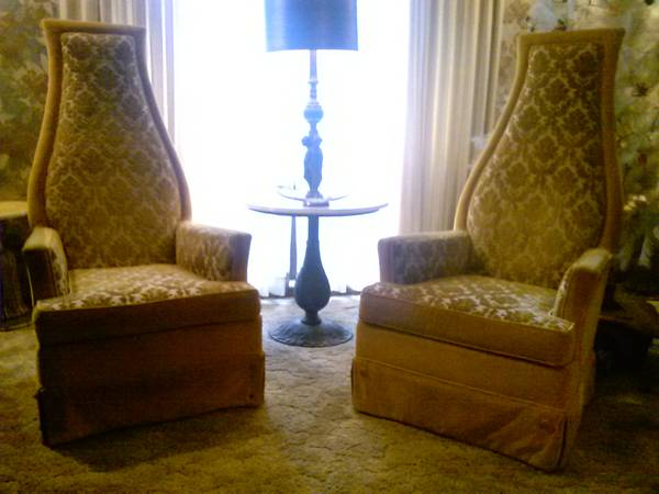 Ugly Chairs